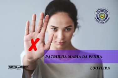 Louveira tem novos canais para acionar Patrulha Maria da Penha.