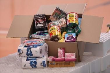Louveira encerra a distribuição de cestas com 4.176 famílias beneficiadas