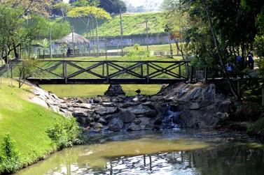 Reservatório do Jardim Tulipas passa por limpeza nesta quinta (1) em Jundiaí