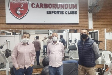 Vinhedo amplia espaços de prática esportiva em parceria com Carborundum Esporte