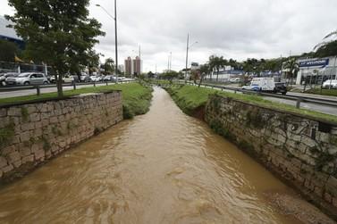 DAE realiza mapeamento das bacias do município de Jundiaí