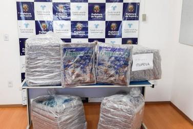 Fundo Social de Itupeva recebe doação de 50 cobertores