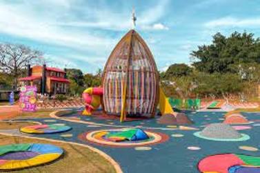 Conheça as atrações do parque Mundo das Crianças em Jundiaí