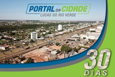 Portal da Cidade comemora 30 dias de jornalismo criativo e imparcial