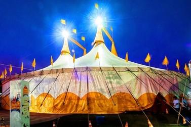 A vida sob a lona do circo: desafios por detrás do picadeiro