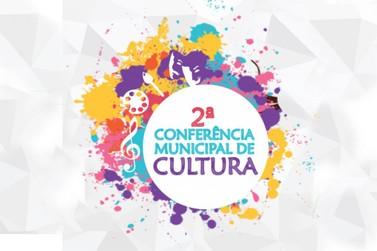 Conferência Municipal de Cultura acontece na próxima sexta-feira (21)