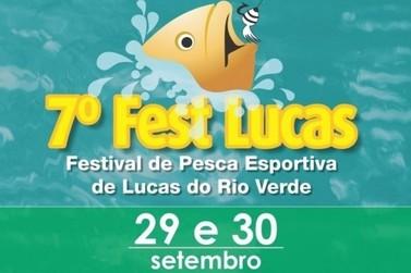 Inscrições para festival de pesca em Lucas do Rio Verde já estão abertas
