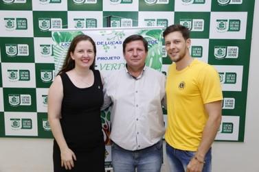 Prefeitura e Lions Clube desenvolvem projeto '+ Verde + Vida' em Lucas