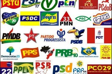 9 partidos políticos com representação em Lucas do Rio Verde podem ser extintos