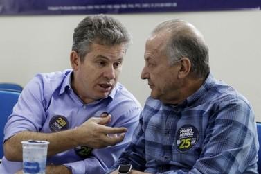 Mendes e Pivetta dividirão pastas para otimizar trabalho do Executivo
