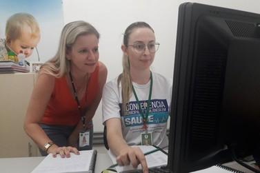 Técnicos da SES-MT visitam Lucas do Rio Verde para trocar informações e dados