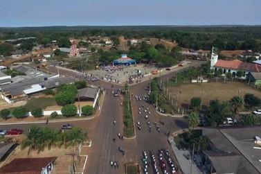 Terra volta tremer em Porto dos Gaúchos interior de Mato Grosso