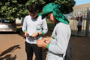 Censo Educacional de Lucas do Rio Verde encontra resistência de moradores