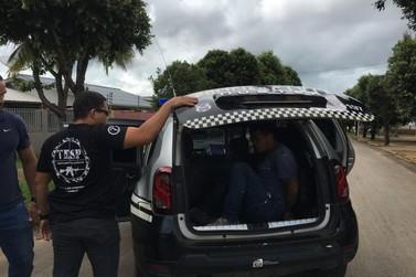 """Fugitivo do """"Ferrugem"""" em Sinop é recapturado em Lucas do Rio Verde"""