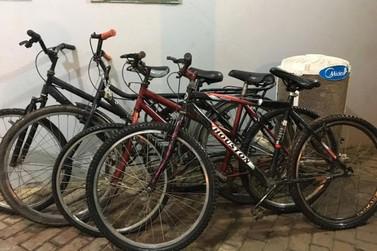 Menor que furtava bicicletas é detido em Lucas do Rio Verde