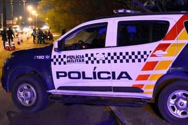 Valentão é preso após brigar em boate e xingar policiais em Lucas do Rio Verde