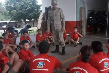 Abertas inscrições para 10ª edição dos Bombeiros do Futuro de Lucas do Rio Verde