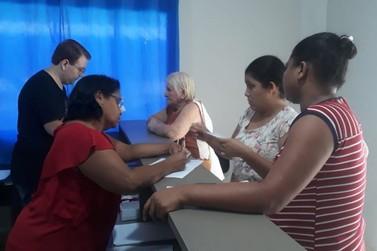 Primeiro dia de matrículas nas escolas de Lucas do Rio Verde completa lotação