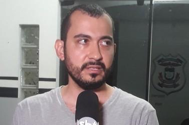Polícia prende dupla que roubou vereador Wagner Godoy, de Lucas do Rio Verde