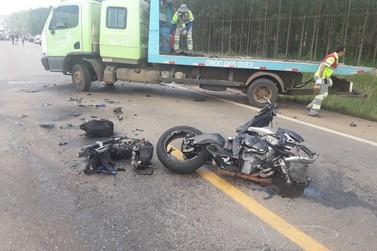 Acidente vitima motociclistas que viajavam entre Lucas e Sorriso neste domingo