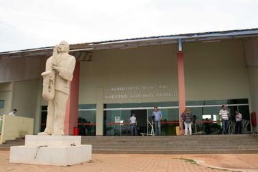 Aeroportos de Mato Grosso são privatizados por R$ 40 milhões