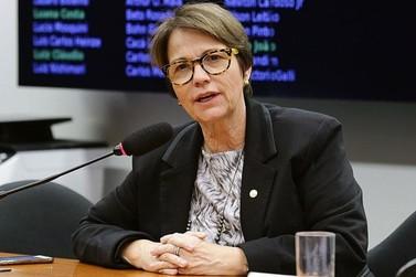 """""""Moderfrota será primeiro desafio que vamos vencer"""", diz Tereza Cristina"""
