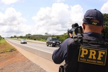 Números da PRF indicam abuso de velocidade e de álcool entre motoristas