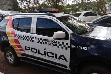 Polícia de Lucas do Rio Verde conduz suspeitos de a roubo de fazendas