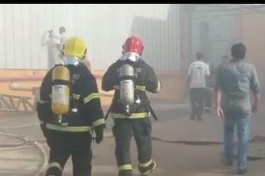 Rede de Supermercados Del Moro emite nota informando sobre incêndio