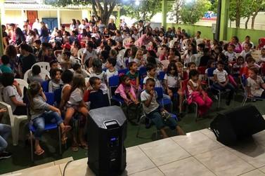 Secretaria de Cultura vai à Groslândia e realiza Recreio Cultural para crianças