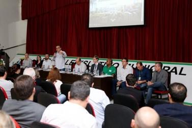 Audiência pública debate empréstimo de R$ 34 milhões para obras na cidade