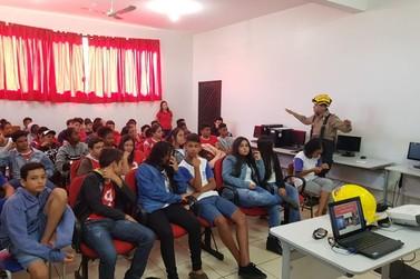 Escolas de Lucas do Rio Verde receberão palestras sobre prevenção a incêndio