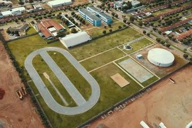 Assinado contrato de construção do novo ginásio esportivo do Tessele Júnior