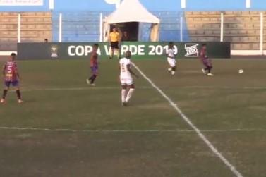 Com virada e revirada, Luverdense vence na estreia da Copa Verde