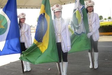 Escolas de Lucas do Rio Verde prontas para a Semana da Pátria