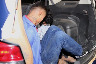 Identificados os assaltantes do roubo da noite de ontem em Lucas do Rio Verde