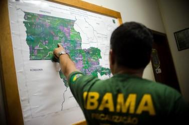 Mato Grosso monitorará desmatamento em tempo real