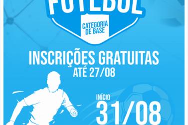 Prefeitura abre inscrições para Copa Cidade Viva de Futebol de Base