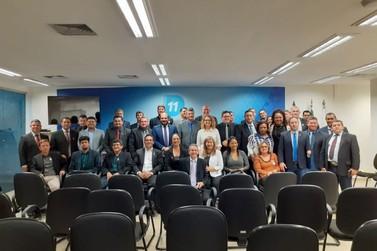 União Parlamentar do Vale do Teles Pires se reúne com a bancada mato-grossense