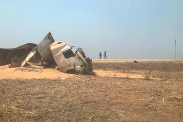Acidente fatal envolvendo três veículos é registrado em Lucas do Rio Verde