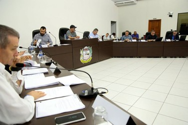 Câmara de Lucas do Rio Verde recebe proposta de aumento do número de vereadores