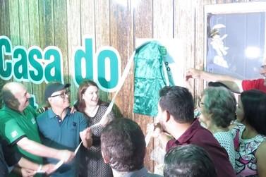 Casa do Artesão de Lucas do Rio Verde é inaugurada com festa