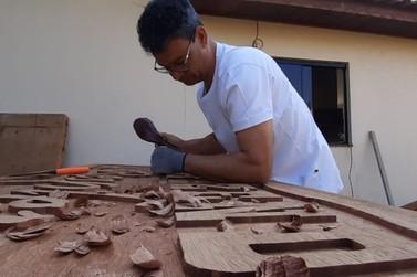 Com capacitação teremos mais oportunidade, diz artesão de Lucas do Rio Verde