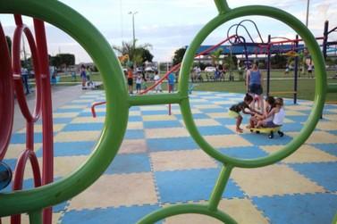 Praças de Lucas do Rio Verde poderão contar com zeladores e brinquedos adaptados