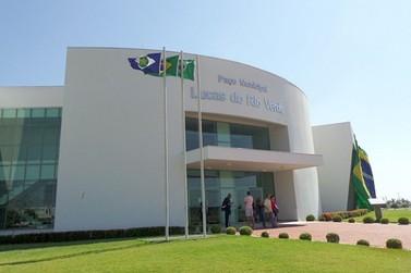 Prefeitura de Lucas do Rio Verde retomará obras da escola Tarsila do Amaral