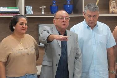 Roberto Barra assume cadeira na Câmara de Vereadores de Lucas do Rio Verde