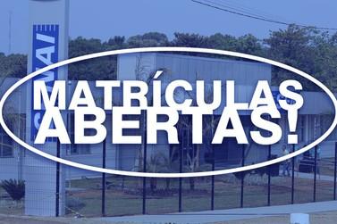 SENAI em Lucas do Rio Verde: Matrículas abertas a partir desta quarta-feira (11)