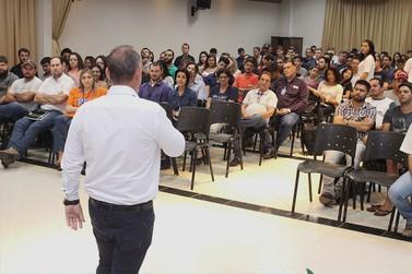 Circuito Universitário 2019 para acadêmicos, é realizado em Lucas do Rio Verde