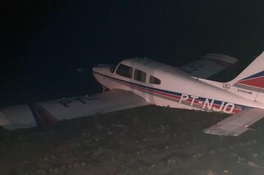 Corpo de Bombeiros de Lucas do Rio Verde auxilia aeronave em pouso de emergência