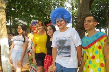 Escola Militar de Lucas do Rio Verde oferece tarde festiva no Dia das Crianças